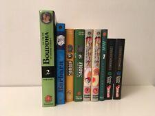 Lot Osamu Tezuka (Bouddha, Phénix, Barbara, MW, etc)