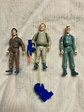 Vintage Kenner Ghostbusters Toy Action Figures Ray, Peter, Egon