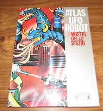 Atlas ufo robot i mostri dello spazio