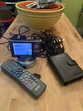 Archos Av400 Pocket Pocket Video And A/V Tv Cradle 2700 Vgc