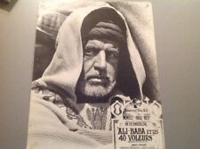 PHOTO D'EXPLOITATION (LOBBY CARD) : ALI BABA ET LES 40 VOLEURS