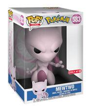Funko Pop! Animation: Pokemon - Mewtwo (10 inch) Vinyl Figure (Target Exclusive)