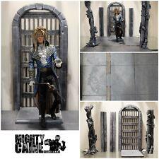 Custom Diorama set. Neca, mortal combat, mythic legions, he-man , super 7