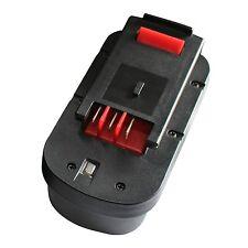 Topbatt 18V 3.0Ah Replacement Battery for Black & Decker Cordless Tools HPB18...