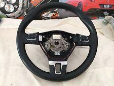 2010 2011 2012 VW GOLF GTI TDI MK6 2.5 STEERING WHEEL 10 11 12 OEM
