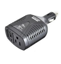MotoMaster Eliminator 12V DC to 120V AC 75 watts for Cars, Trucks etc Charge and