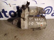 2009  TOYOTA YARIS 1.0 PETROL STARTER MOTOR 2006-2010