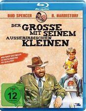DER GROSSE MIT SEINEM AUSSERIRDISCHEN KLEINEN (Bud Spencer) Blu-ray Disc NEU+OVP