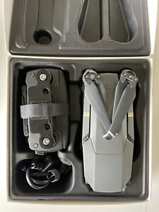 DJI Mavic Pro 4k Quadcopter Drone Excellent Conditioning W.bag
