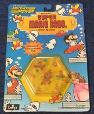 1988 Nintendo Power Super Mario Bros. Water Teaser New still Sealed NES era RARE