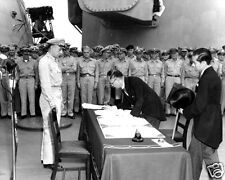 Japan Surrenders World War 2 WWII VJ Day 1945 USA 8 x 10 Photo Picture #m1