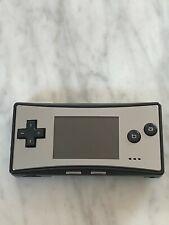 Nintendo Game Boy Micro - Silver - Nintendo Refurbished