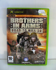 JEU XBOX 1 COMPLET BROTHERS IN ARMS ROAD TO HILL 30