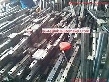 THK HSR25LA NSK IKO Used Linear Guide Rail Bearing CNC Router Various Length