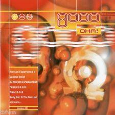 8000 Ohm - 2cd-trance techno-Suck me plasma'95