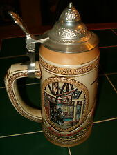 "Budweiser Anheuser-Busch King of Beers Limited Edition Stein Mug ""J"" Series"