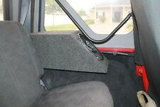 "RT Jeep Wrangler 6x9 Speaker Box Enclosures 2007 or older 1/2"" pair"