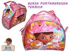 BORSA  PORTAMERENDA TERMICA - DOTT. PELUCHE (cod. 72118)