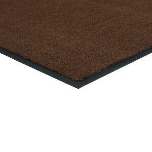 4' x 6' Indoor Outdoor Plush Carpet Entrance Mat