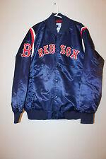 New MLB Boston Red Sox polyester jacket men's XL
