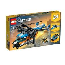 LEGO 31096 Creator Twin-Rotor Helicopter New Sealed