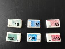 Playmobil  Zubehör für Kassen Einkaufcenter Boutique - 6 Geldscheine (3550)