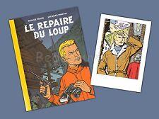 Tirage de Luxe De Moor Martin Lefranc Le Repaire du Loup