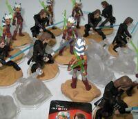 60 Figures Disney Infinity Star Wars Force Awakens Twilight Republic Anakin