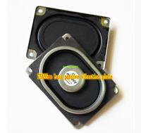 2pcs 75X55mm resonance film Passive vibrating plate woofer Diaphragm Radiator