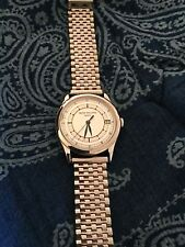 Sector dial watch beads link NSA band Swiss 18 19 or 20mm NSA bracelet 1960s/70s