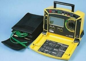 Chauvin Arnoux C.A 6115N, Insulation Tester 500V 600MΩ CAT III 300 V