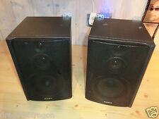 2x Sony SS-H177 Lautsprecher / Boxen, 2 Jahre Garantie