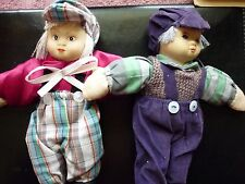 Dutch Doll Children  Suspender Pants, Buttons, Bows, Seaters, Fabulous Wardrobes