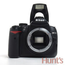 NIKON D5000 DX FORMAT 12.3MP DIGITAL SLR CAMERA BODY ONLY ** < 1600 CLICKS **