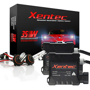 Xentec HID Kit Xenon Light Headlight High & Low H13 9008 Dual Beam 5000K 6000K