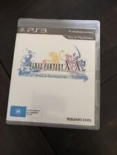 Final Fantasy X/X2 HD Remaster PS3 Game