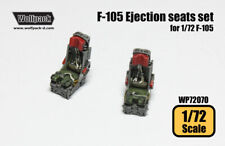 Wolfpack WP72070, F-105 Thunderchief Ejection seat set (for F-105), SCALE 1/72