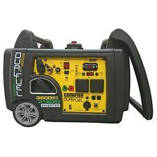 Petrol Generator Champion CPG73001i-DF Dual Fuel 3.1kVA Electric + Recoil Start