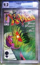 New listing Uncanny X-Men 181 Cgc 9.2 Marvel Comics Key Issue White Pages Classic Cover 1984