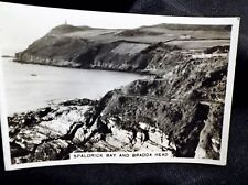 Sights Of Britain 3rd Series No 20 Spaldrick Bay & Bradda Head Photographic B/W