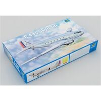 Trumpeter 02829 dc3 model Kit C 48 °c Skytrain Transport Aircraft - 148 C48