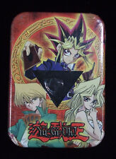 Yu-Gi-Oh! Deck Holder Lanyard/Necklace Collectors Tin NIP * Style 2