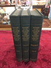 History Of The Fox River Valley Lake Winnebago And The Green Bay Region 3 Vol