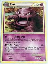 Pokemon Cards MUK 31/90 HGSS UNDAUNTED SET UNCOMMON (E)