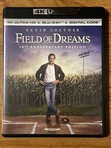 Field Of Dreams : 30th Anniversary Edition (4K Ultra HD + Blu Ray, 2 Disc Set)