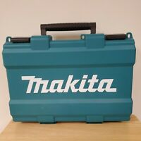 New Makita Cordless Drill Case - Holds Drill, Charger, and Two Batteries
