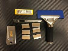 Window Film Tint Tools kit 2 -6 Razor 50 olfa blades 1 knife 1 scraper 1 squeege