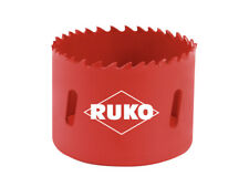 Ruko 106152 - Hss Bi-Metal Hole Saw - Varied Tooth 6 In. (152 Mm)