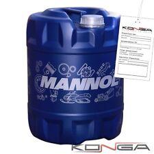 10 Liter MANNOL Hypoid Getriebeöl 80W-90 API GL 5 Getriebe �–l 80W90