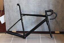 2017 BMC Team Machine SLR02 Carbon ROAD FRAME 54cm w/Bars, Stem, Post